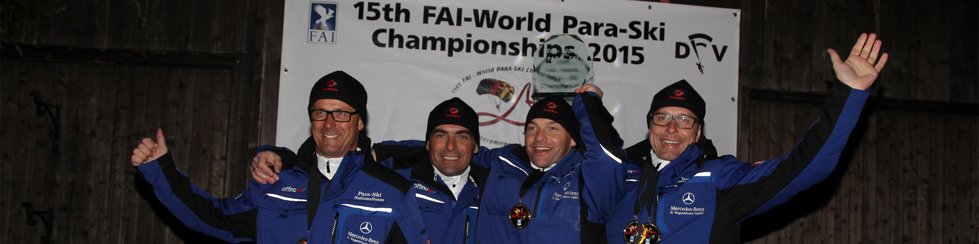 WPC 2015 Para-Ski — Saturday Impressions